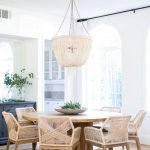 Round Dining Room Tables Decoration Ideas 105