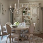 Round Dining Room Tables Decoration Ideas 114