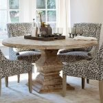 Round Dining Room Tables Decoration Ideas 120