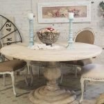 Round Dining Room Tables Decoration Ideas 123