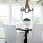 Round Dining Room Tables Decoration Ideas 126