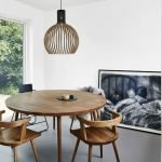 Round Dining Room Tables Decoration Ideas 132