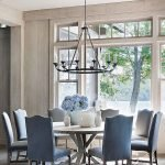 Round Dining Room Tables Decoration Ideas 138