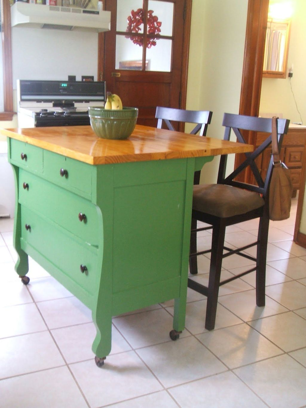 Small Island Kitchen Table019