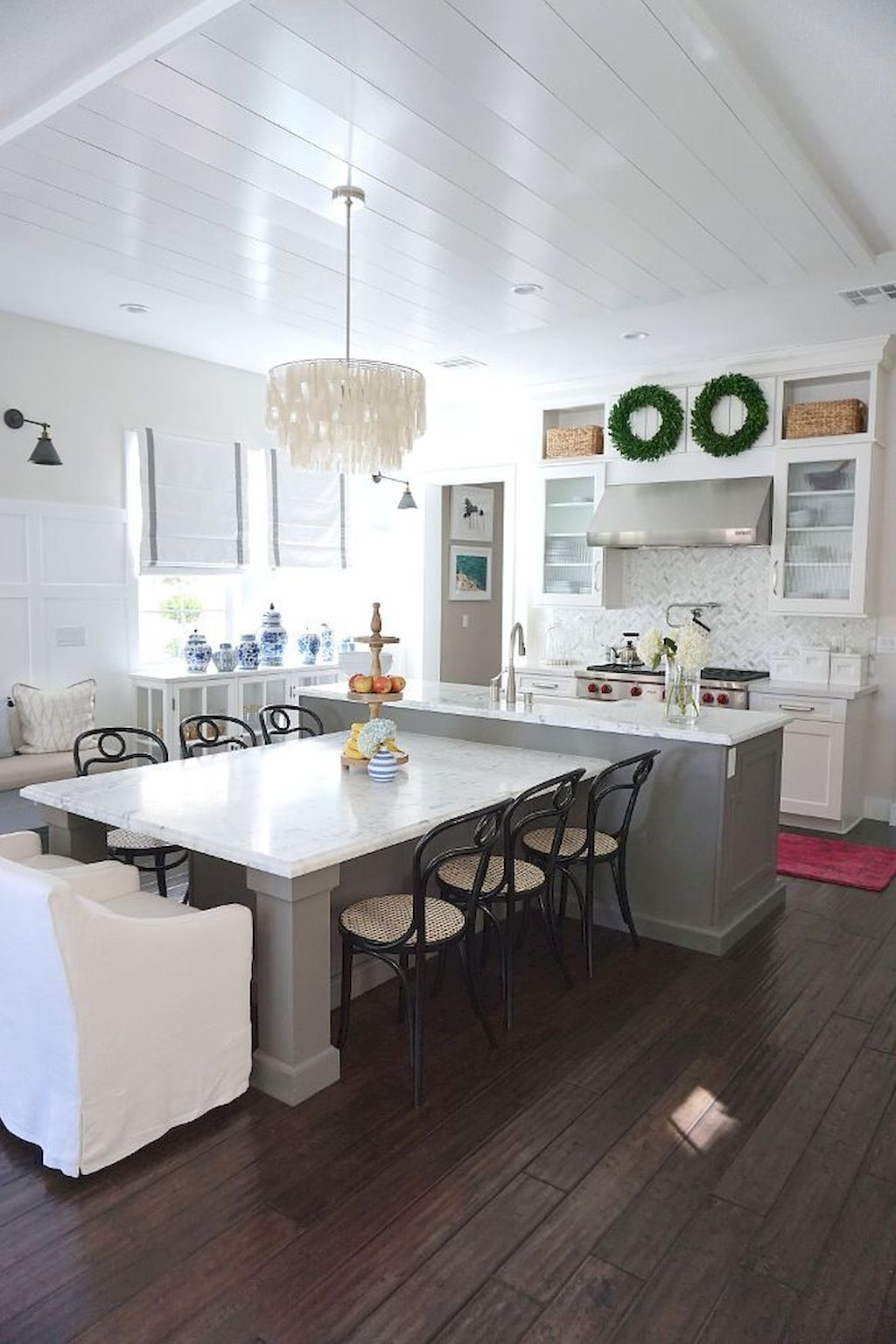 Small Island Kitchen Table040