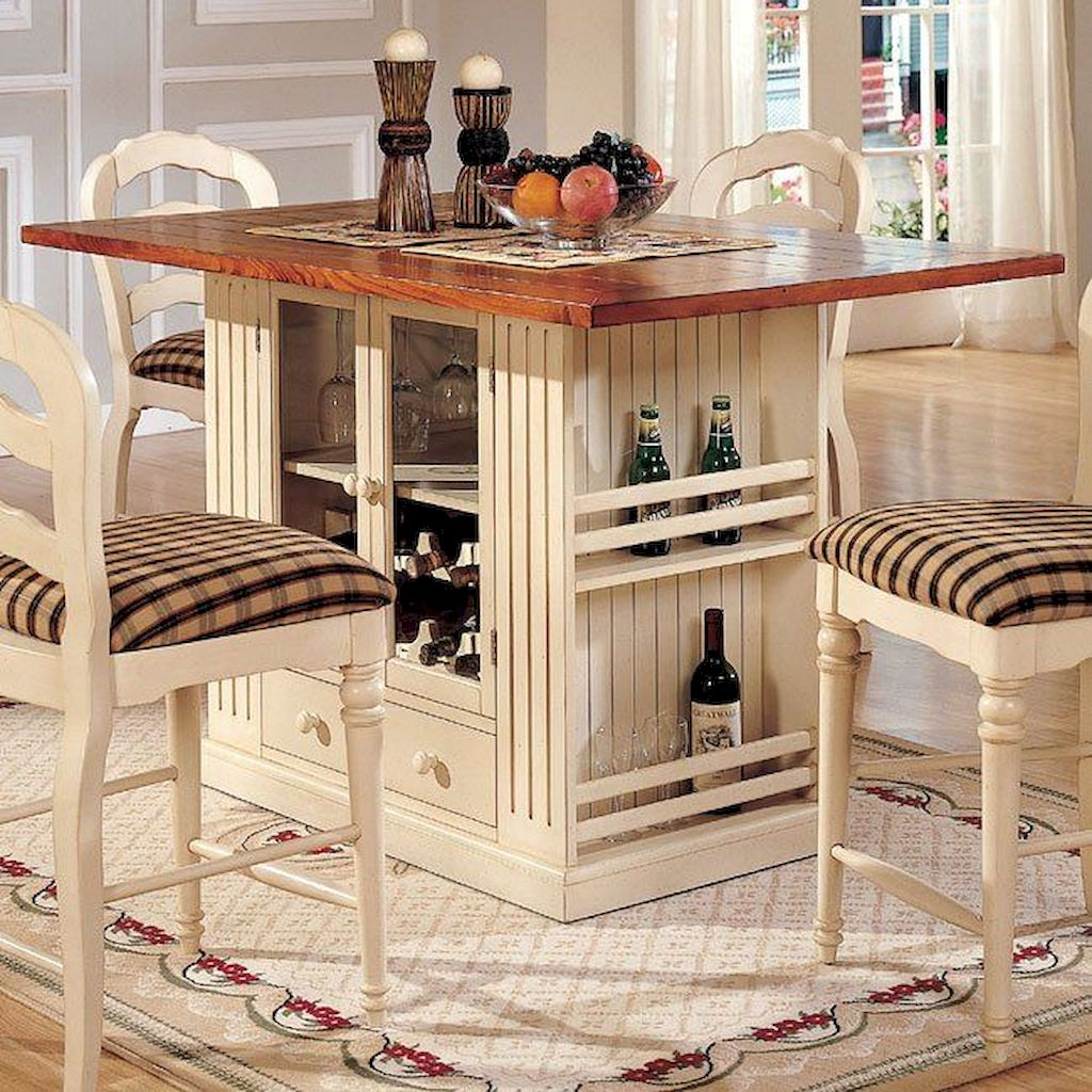 Small Island Kitchen Table066