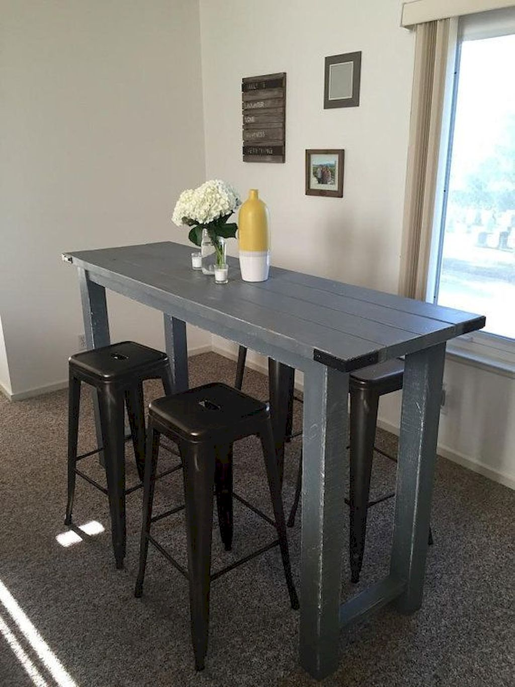 Small Island Kitchen Table068
