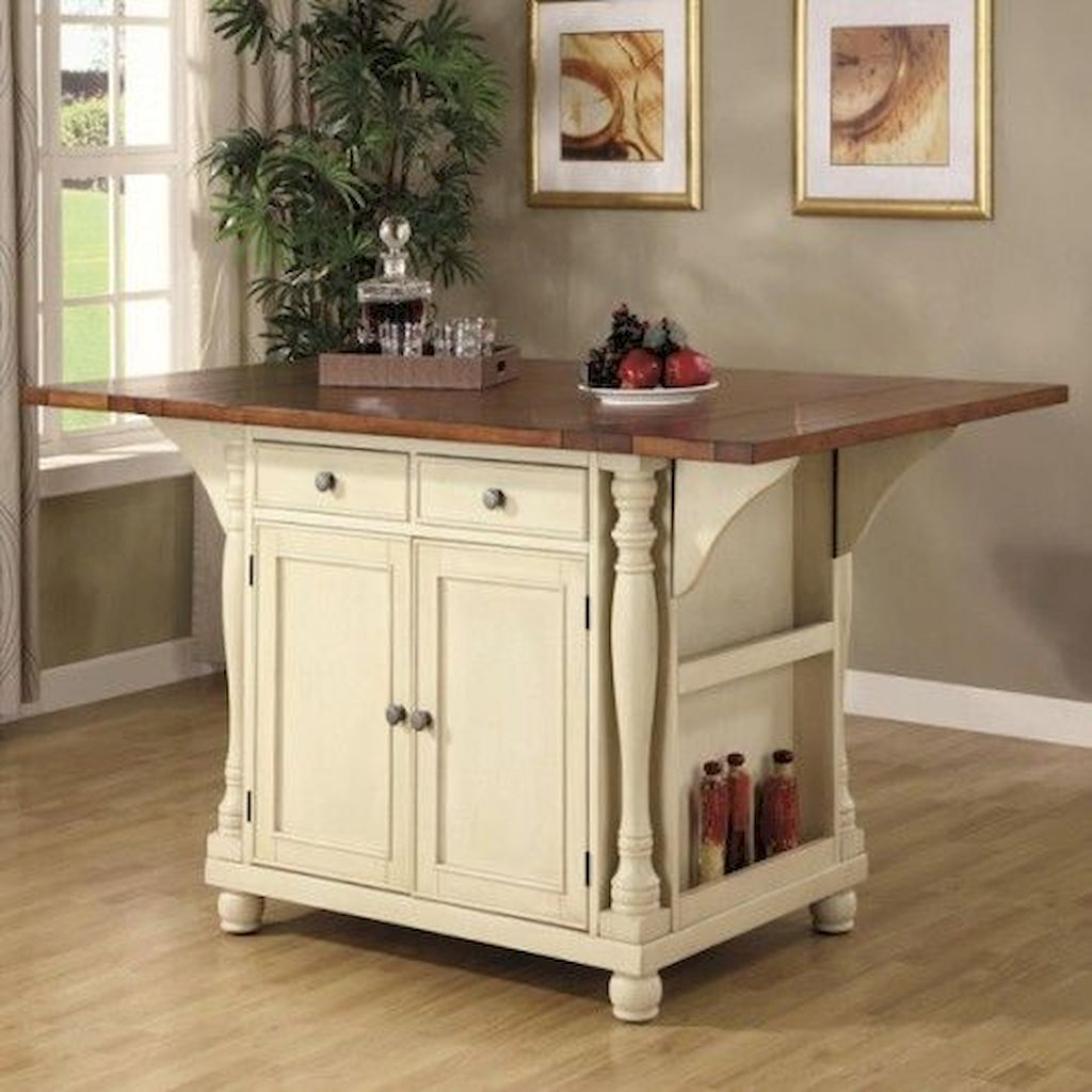 Small Island Kitchen Table073