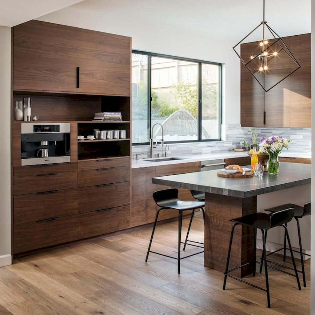 Small Island Kitchen Table088