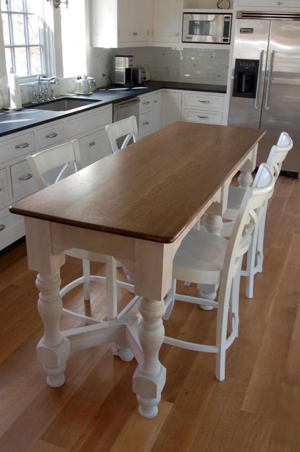 Small Island Kitchen Table097