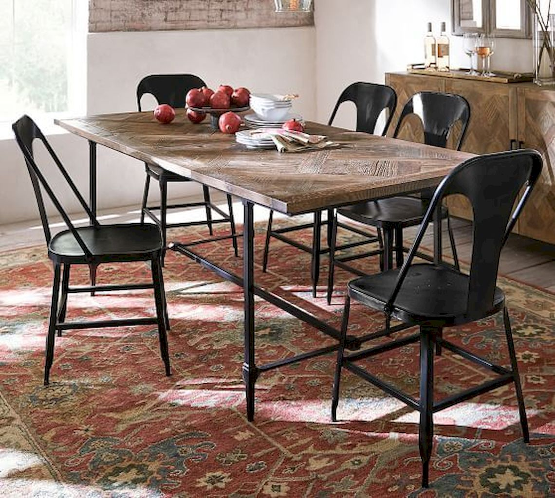 Small Island Kitchen Table099