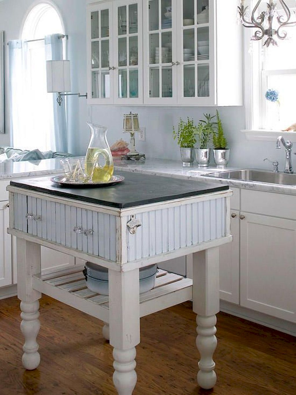 Small Island Kitchen Table101