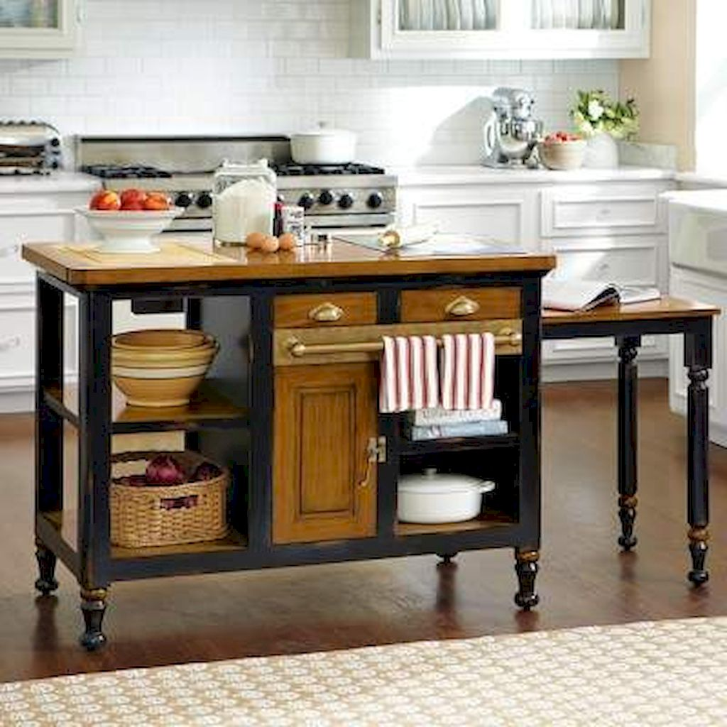 Small Island Kitchen Table115