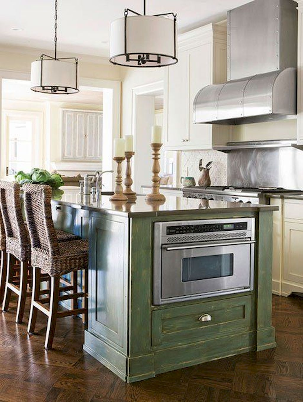 Small Island Kitchen Table116