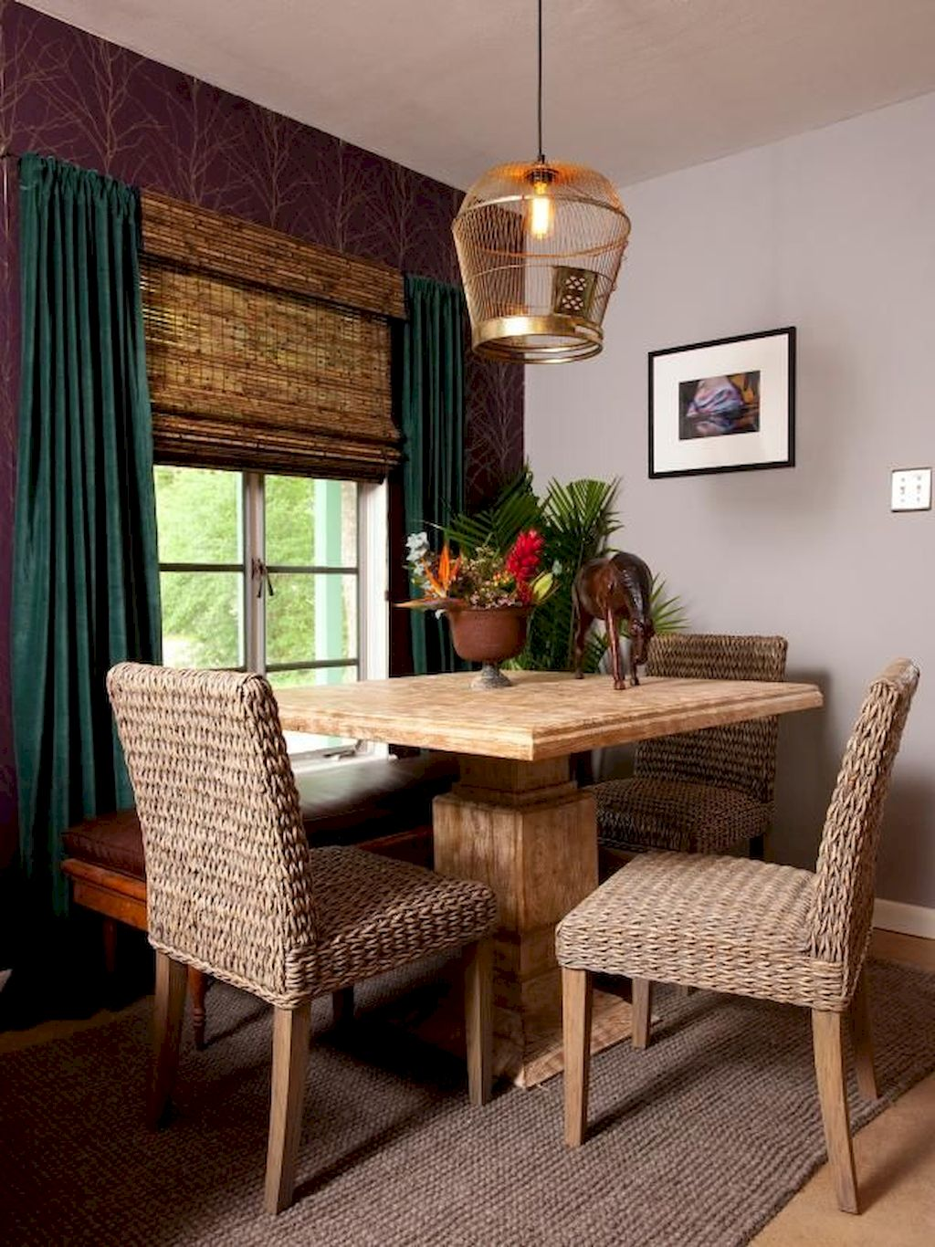 Small Island Kitchen Table118