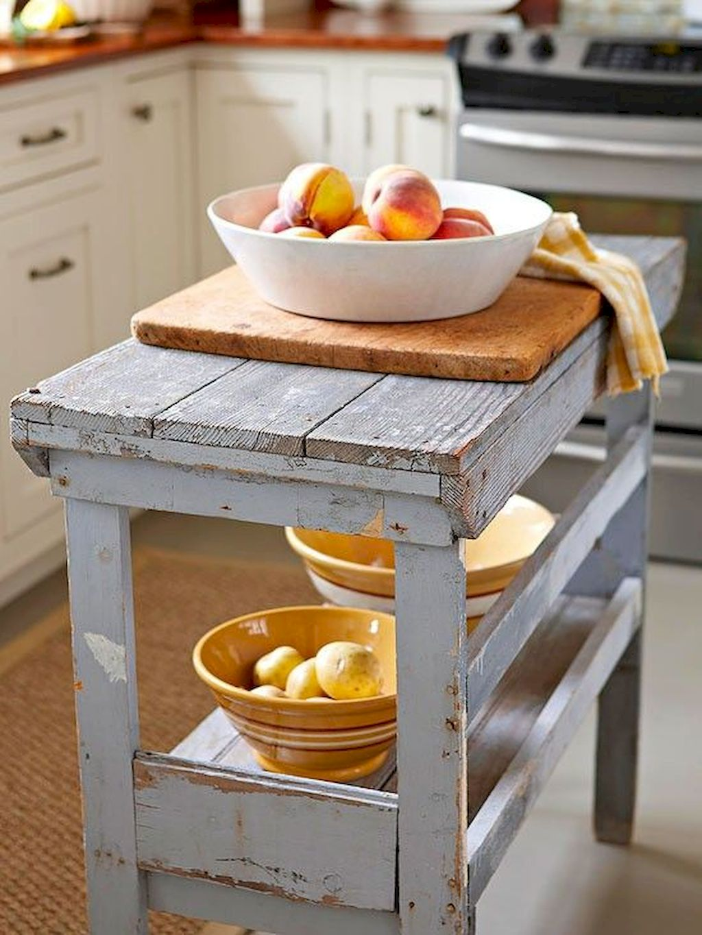 Small Island Kitchen Table130