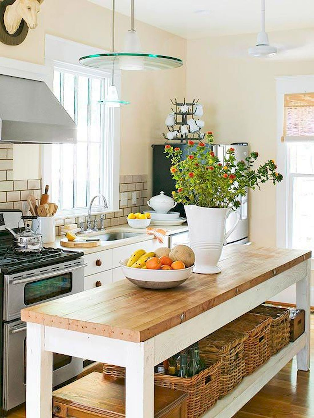Small Island Kitchen Table138