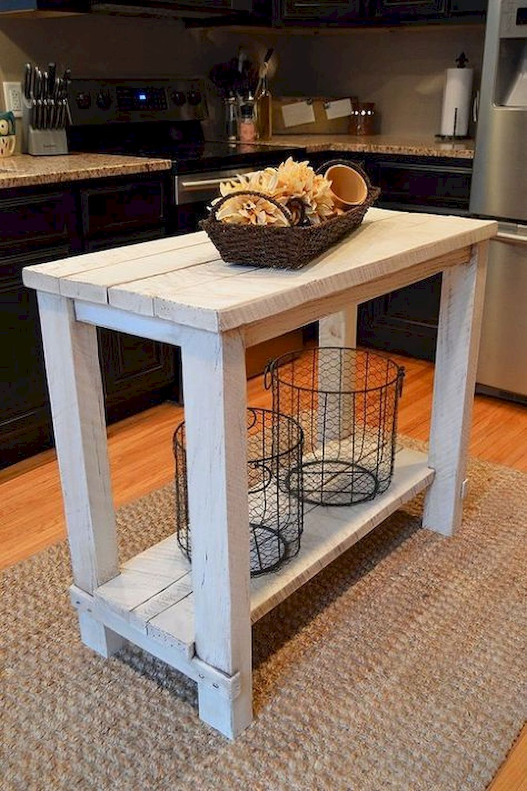 Small Island Kitchen Table139