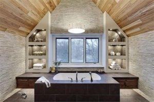 80++ Luxury Spa Bathroom Ideas 122