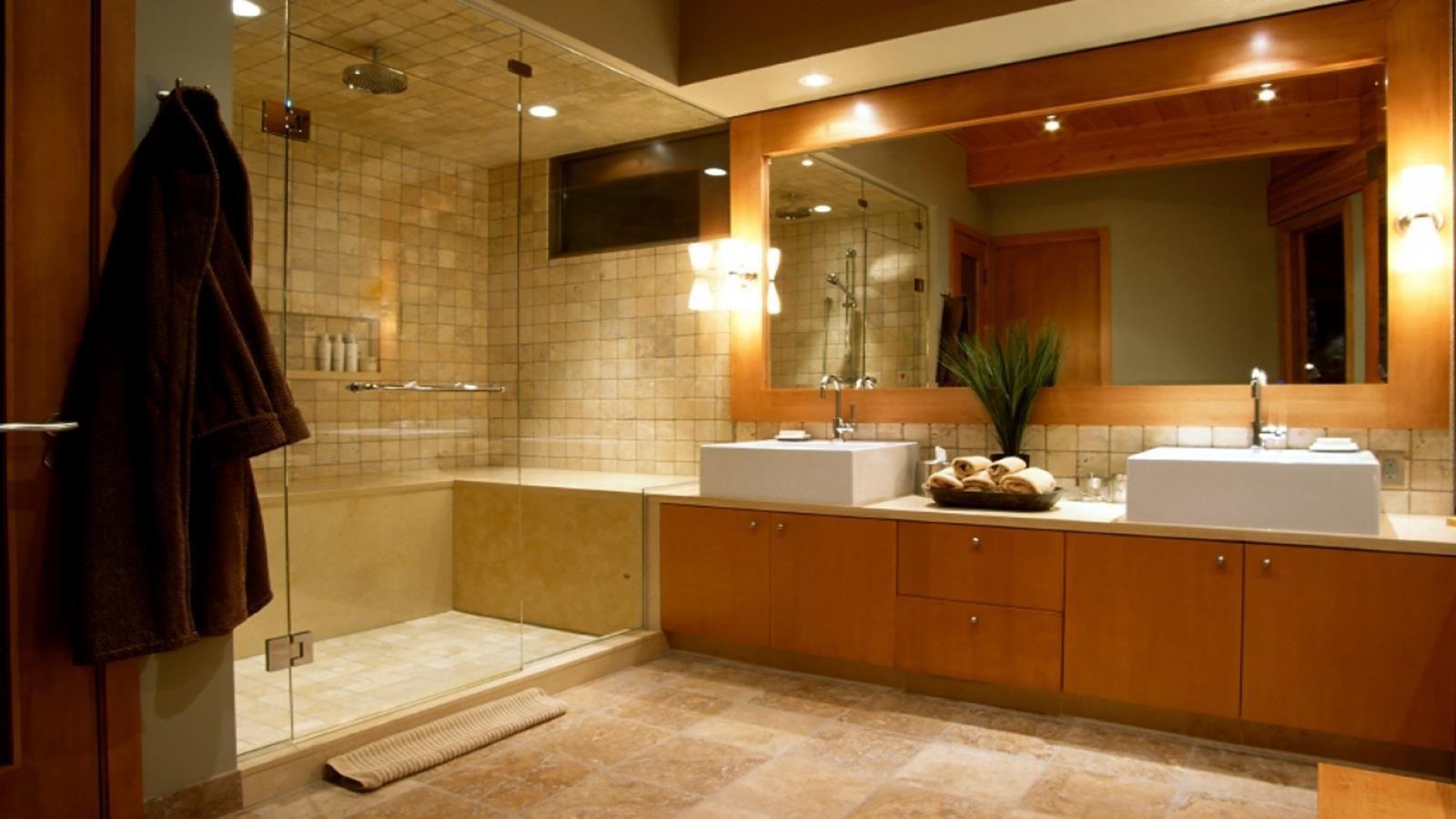 Spa Bathroom010