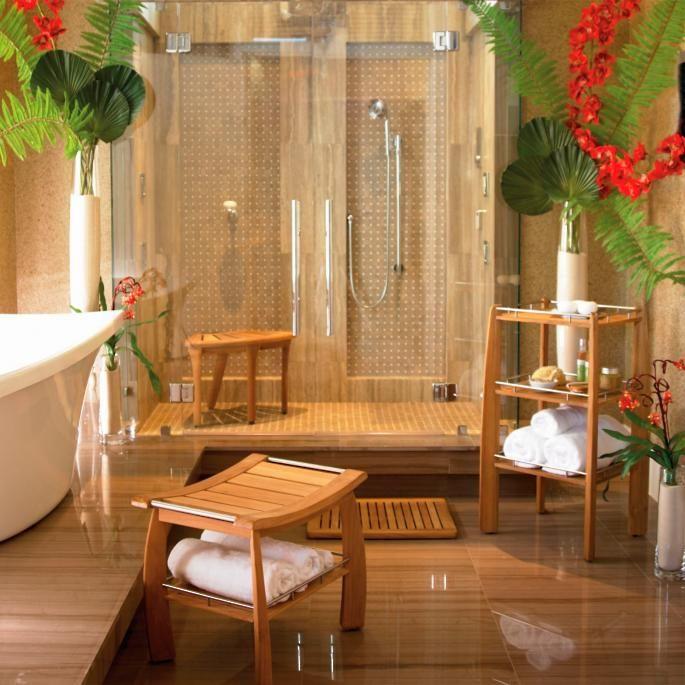 Spa Bathroom011