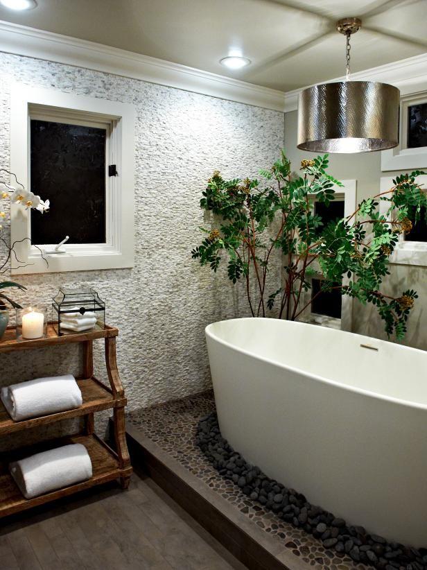 Spa Bathroom012