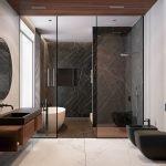 80++ Luxury Spa Bathroom Ideas 134