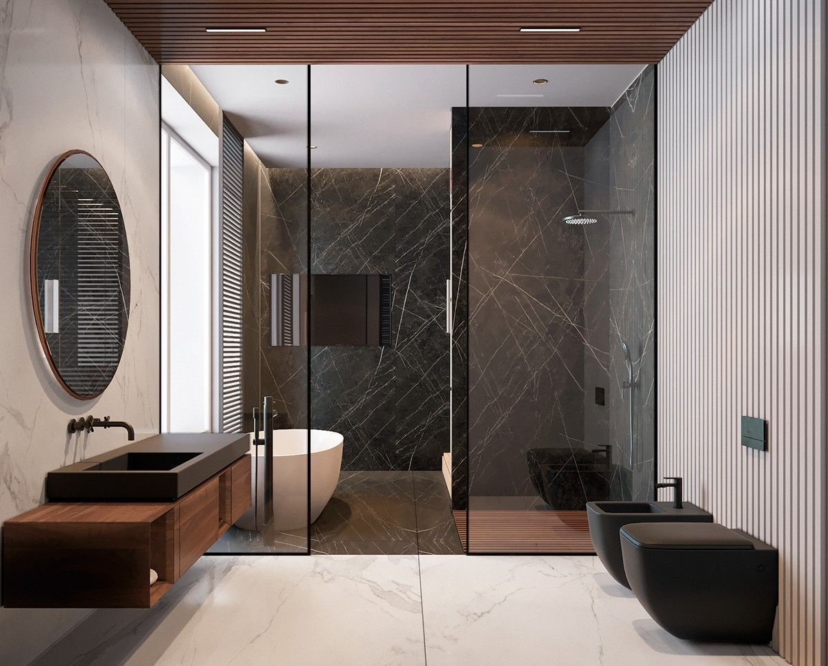 Spa Bathroom014