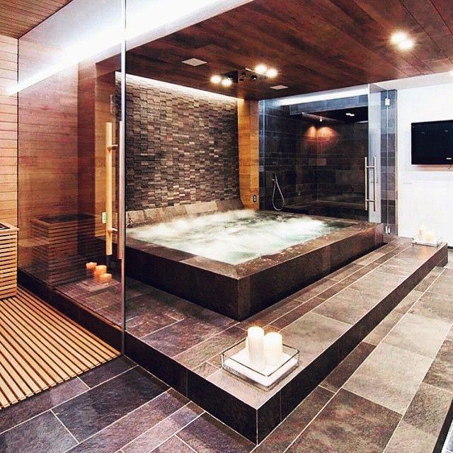 Spa Bathroom020
