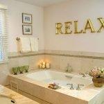 80++ Luxury Spa Bathroom Ideas 144