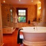 80++ Luxury Spa Bathroom Ideas 145