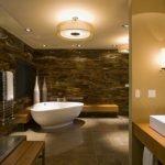 80++ Luxury Spa Bathroom Ideas 154