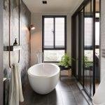 80++ Luxury Spa Bathroom Ideas 1