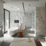 80++ Luxury Spa Bathroom Ideas 7