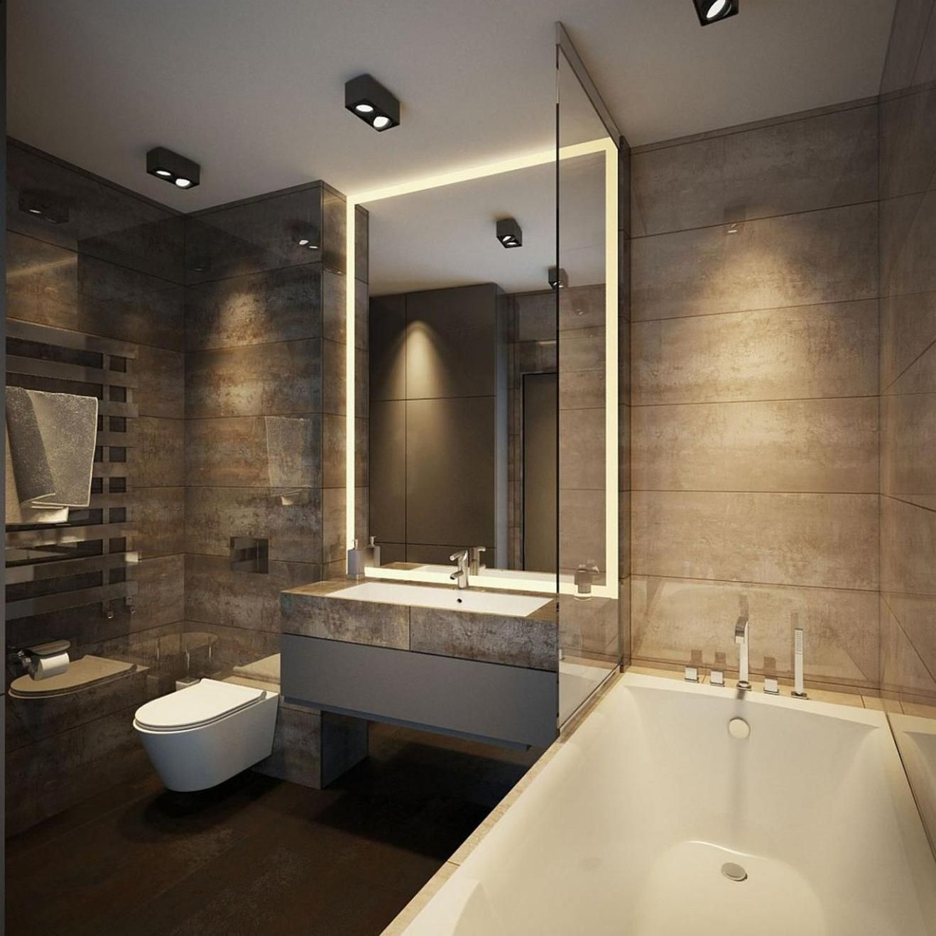 Spa Bathroom051