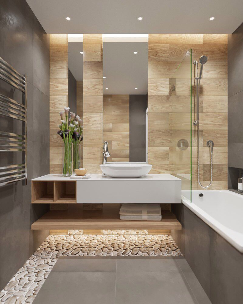 Spa Bathroom057