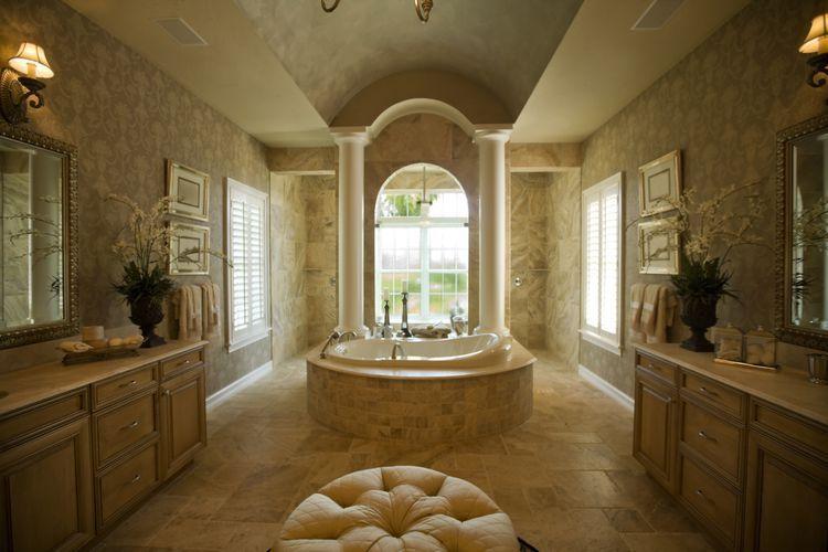Spa Bathroom065