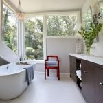 80++ Luxury Spa Bathroom Ideas 27