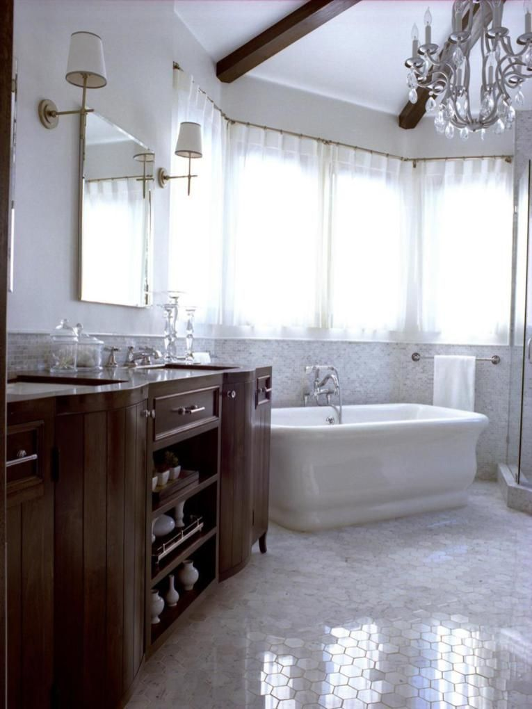 Spa Bathroom075