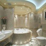 80++ Luxury Spa Bathroom Ideas 34