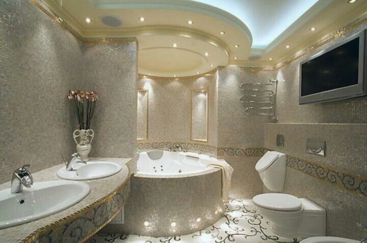 Spa Bathroom077