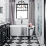 80++ Luxury Spa Bathroom Ideas 37