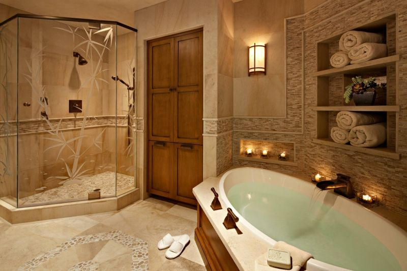Spa Bathroom084