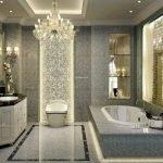 80++ Luxury Spa Bathroom Ideas 52