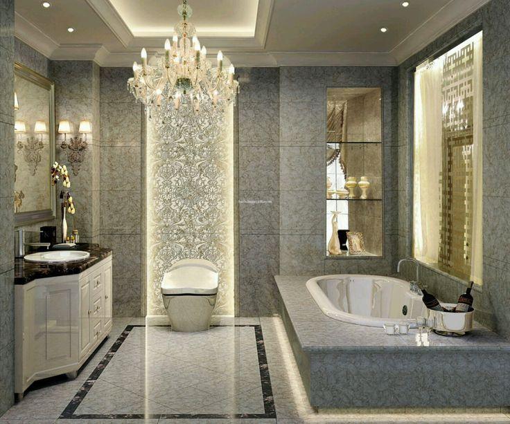Spa Bathroom095