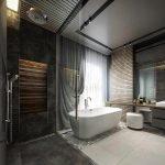 80++ Luxury Spa Bathroom Ideas 56