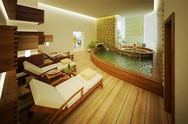 Spa Bathroom114