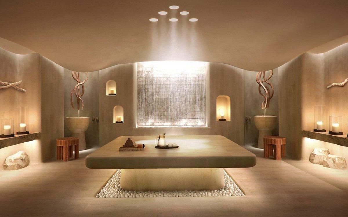 Spa Bathroom115