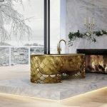 80++ Luxury Spa Bathroom Ideas 85