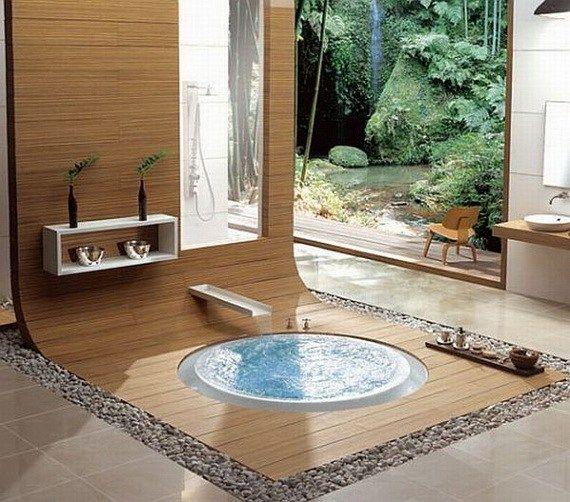 Spa Bathroom129